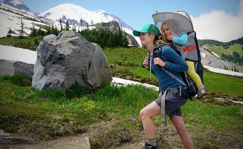 рюкзак- переноска для детей