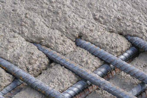 Металл для бетона эксплуатационные характеристики бетона